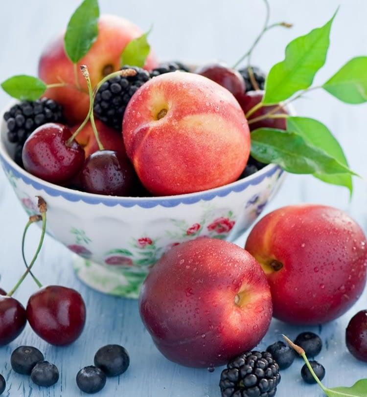 Summer Stone Fruit Smoothie Recipe