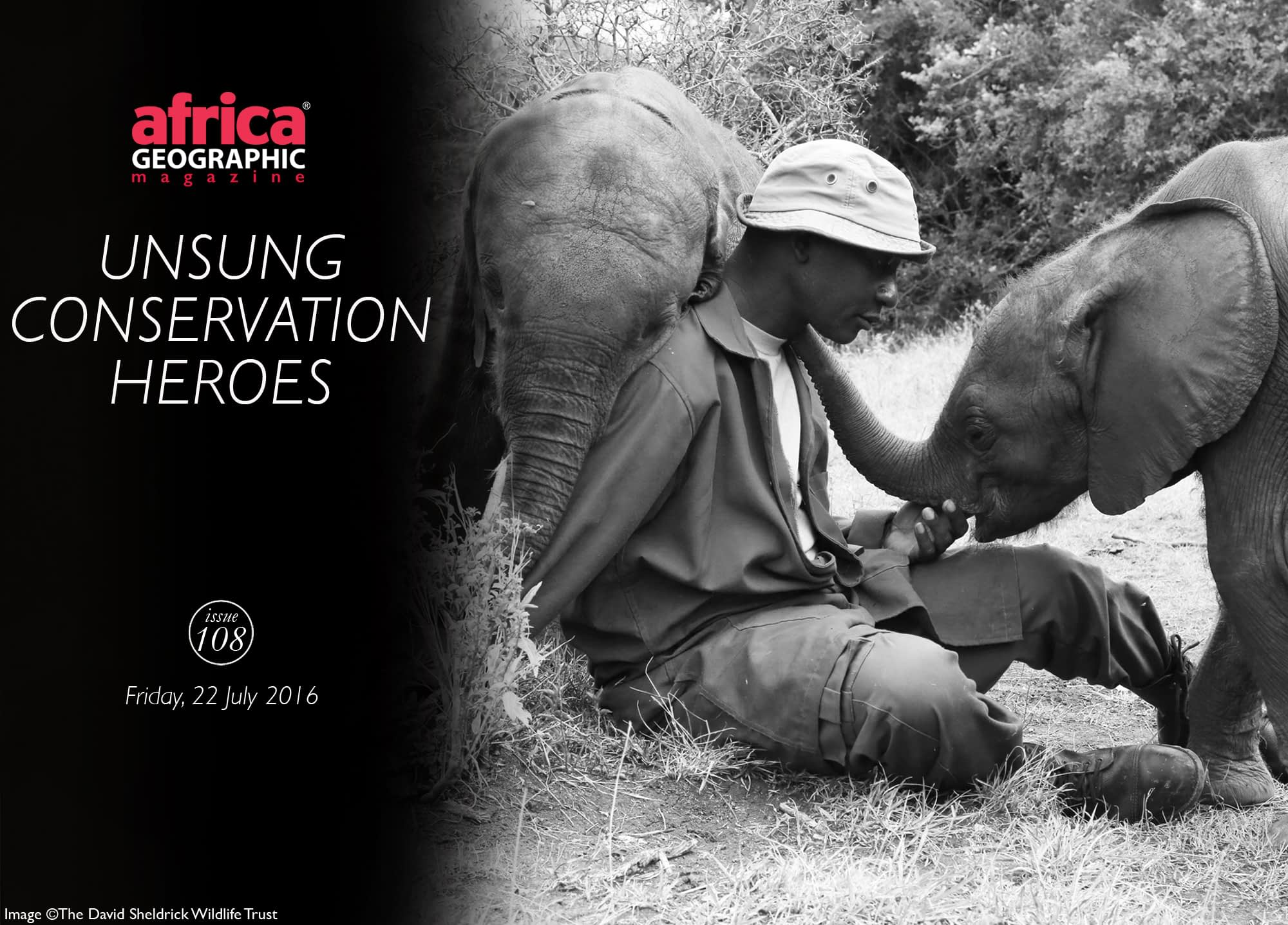 Unsung Conservation Heroes